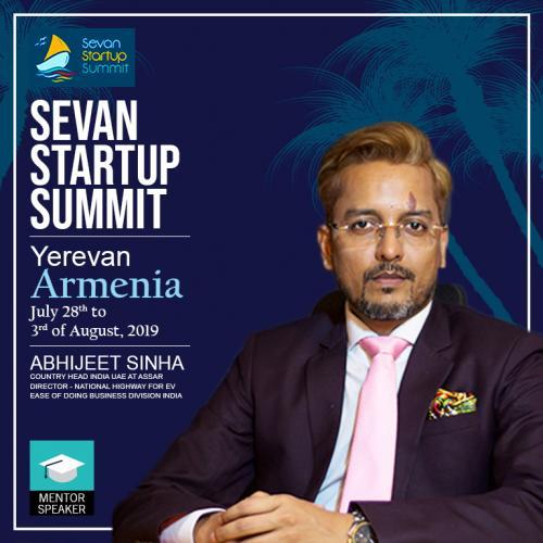 Sevan Start up Summit